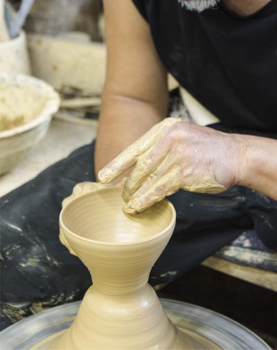 陶器工房壹について