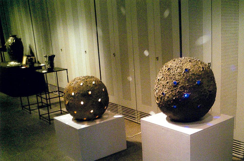 「13の魂」展 リウボウホール、リウボウ美術サロン